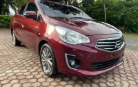 Selling Orange Mitsubishi Mirage g4 0 in Cebu City