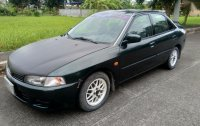 Black Mitsubishi Lancer 1996 for sale in Obando