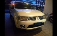 Selling White Mitsubishi Montero Sport 2009 in Quezon