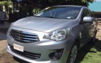 Sell Silver 2018 Mitsubishi Mirage in Manila