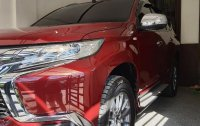 Sell Red 2017 Mitsubishi Montero in Taguig