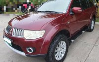 Sell Red 2013 Mitsubishi Montero in Manila