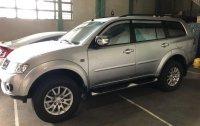 Selling Brightsilver Mitsubishi Montero 2013 in Quezon