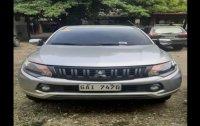 Selling Silver Mitsubishi Strada 2018 in Caloocan