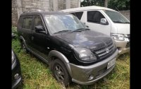 Black Mitsubishi Adventure 2017 for sale in Caloocan