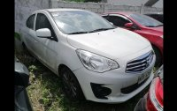 White Mitsubishi Mirage G4 2018 for sale in Caloocan