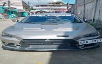 Silver Mitsubishi Lancer EX 2016 for sale in Caloocan