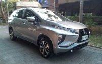 Grey Mitsubishi XPANDER 2019 for sale in Manila