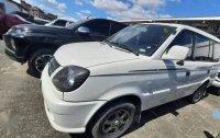Selling White Mitsubishi Adventure 2017 in Quezon