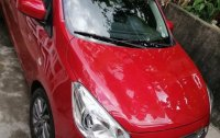 Red Mitsubishi Mirage G4 2019 for sale in Pasig
