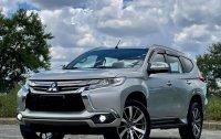 Selling Silver Mitsubishi Montero 2016