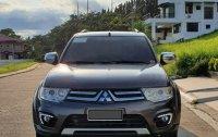 Mitsubishi Montero 2016