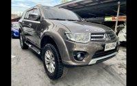 Brightsilver Mitsubishi Montero Sport 2014 for sale in Las Piñas