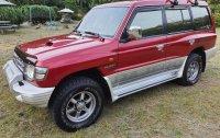 Mitsubishi Pajero 2005
