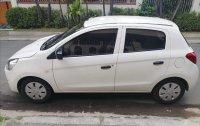 Selling White Mitsubishi Mirage 2013