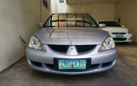 Selling Silver Mitsubishi Lancer 2008