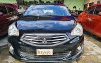 Selling Black Mitsubishi Mirage G4 2018 in Quezon