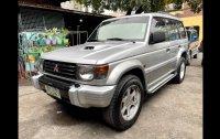 Selling Brightsilver Mitsubishi Pajero 1996 in Marikina