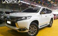 Mitsubishi Montero 2018