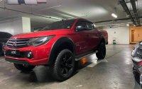 Selling Mitsubishi Strada 2018