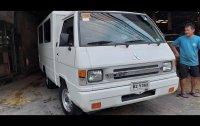 Selling White Mitsubishi L300 2018 in Quezon