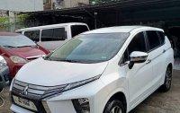 White Mitsubishi Xpander 2019