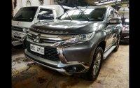 Selling Mitsubishi Montero Sport 2017 SUV Quezon City