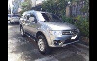 Selling Brightsilver Mitsubishi Montero Sport 2014 in Pasig