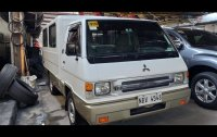Selling Mitsubishi L300 2018 Van at  Manual at 40000 in Quezon City
