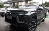 Selling Mitsubishi Strada 2020