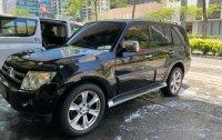 Black Mitsubishi Pajero 2009 for sale in Makati