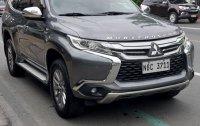 Silver Mitsubishi Montero 2017 for sale in Quezon