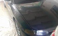 Black Mitsubishi Lancer 1997 for sale in Caloocan