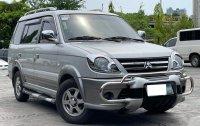 Silver Mitsubishi Adventure 2012 for sale in Makati