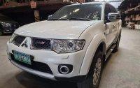 White Mitsubishi Montero 2012 for sale in Makati