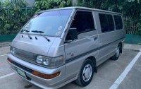 SellingSilver Mitsubishi L300 1998 in Quezon