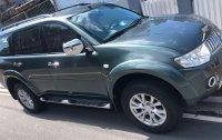 Selling Grey Mitsubishi Montero 2010 in Quezon
