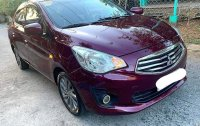 Red Mitsubishi Mirage G4 2019 for sale in Antipolo