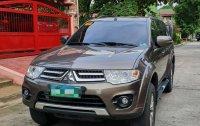 Selling Silver Mitsubishi Montero Sport 2014 in Marikina