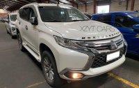 Selling White Mitsubishi Montero Sport 2019 in Pasig