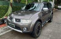 Brown Mitsubishi Montero Sport 2013 for sale in Quezon