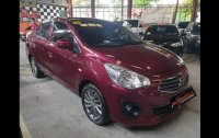 Pink Mitsubishi Mirage G4 2019 for sale in Quezon