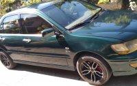 Green Mitsubishi Lancer 2004 for sale in Imus