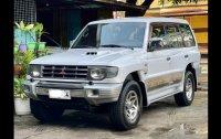 Sell Silver 2002 Mitsubishi Pajero SUV in Manila