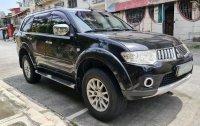 Black Mitsubishi Montero 2010 for sale in Quezon