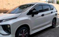 Selling White Mitsubishi Xpander 2019 in Manila