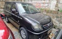 Selling Black Mitsubishi Adventure 2016 in Quezon