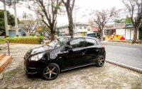 Selling Black Mitsubishi Mirage 2015 in Imus