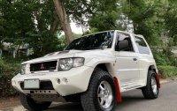 Pearl White Mitsubishi Pajero 2015 for sale in San Pedro