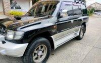Black Mitsubishi Pajero 2004 for sale in Quezon
